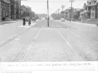 Historic photo from Friday, May 17, 1935 - St Clair Ave, west, from Spadina Road in Casa Loma