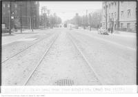 Historic photo from Friday, May 17, 1935 - St Clair Ave, west, from Oriole Rd, (Way Department) in Deer Park
