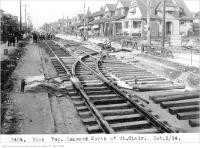 Historic photo from Thursday, October 2, 1924 - Oakwood, north of St Clair - York Township in Oakwood