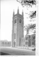 Historic photo from Wednesday, May 27, 1925 - South-east view of Memorial Tower, University of Toronto in University of Toronto (U of T)