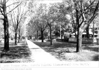 Historic photo from Thursday, June 16, 1927 - Hooper Ave, Centre Island in Toronto Island