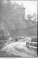 Historic photo from 1910 - House on a hill by a bridge on Glen Grove in Lytton Park